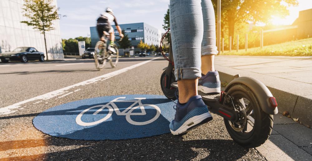 Investimento em meios de transporte não poluentes são uma tendência para o futuro. (Fonte: Shutterstock/r.classen/Reprodução)