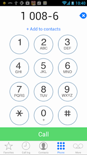 iOS 7 Contact / Dialer apk Free   18O Apk