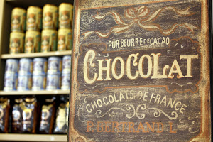 Chocolaterie Van Hoorebeke in Ghent