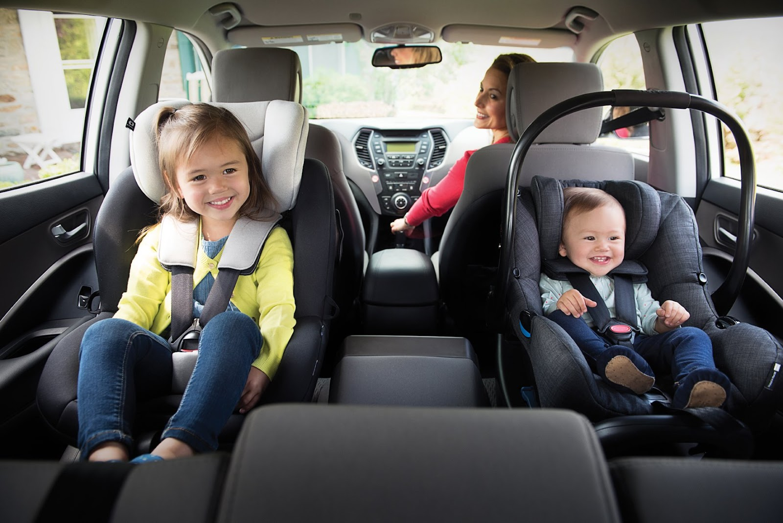 The best car seats for 3 year old kids