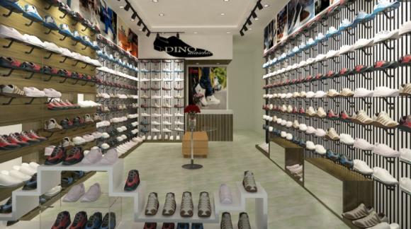 Thị trường kinh doanh giày dép hiện nay có trên thị trường