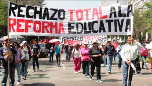 Resultado de imagen para reforma educativa