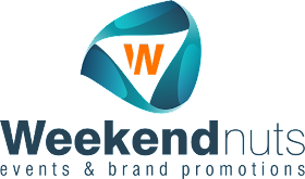 Weekend Nuts - Parties, Events and Brand Promotions