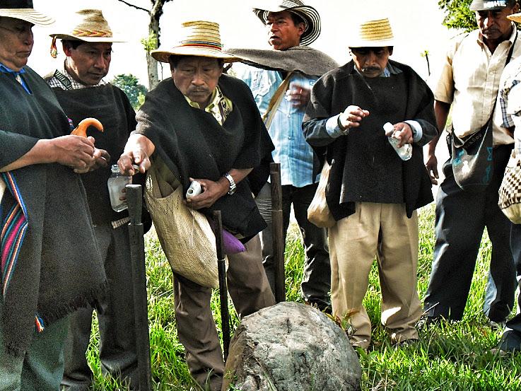 """""""Escribir sobre pueblos indígenas no es abordarlo desde la óptica occidental porque para ellos una piedra no es una piedra"""""""