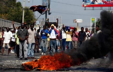Các băng đảng đe dọa những dự án nhân đạo ở Haiti