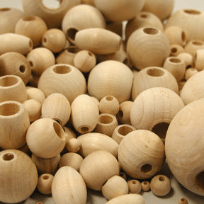 Wooden Beads: These 50 Woodworking Projects That Sell Online will help you make some money.