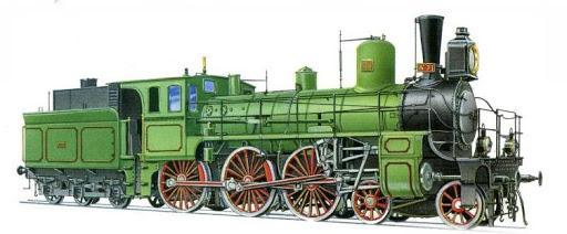 Паровоз серии А - Railwaymodel - все о железнодорожных моделях - новости, статьи, книги и журналы, форум, объявления купить/продать