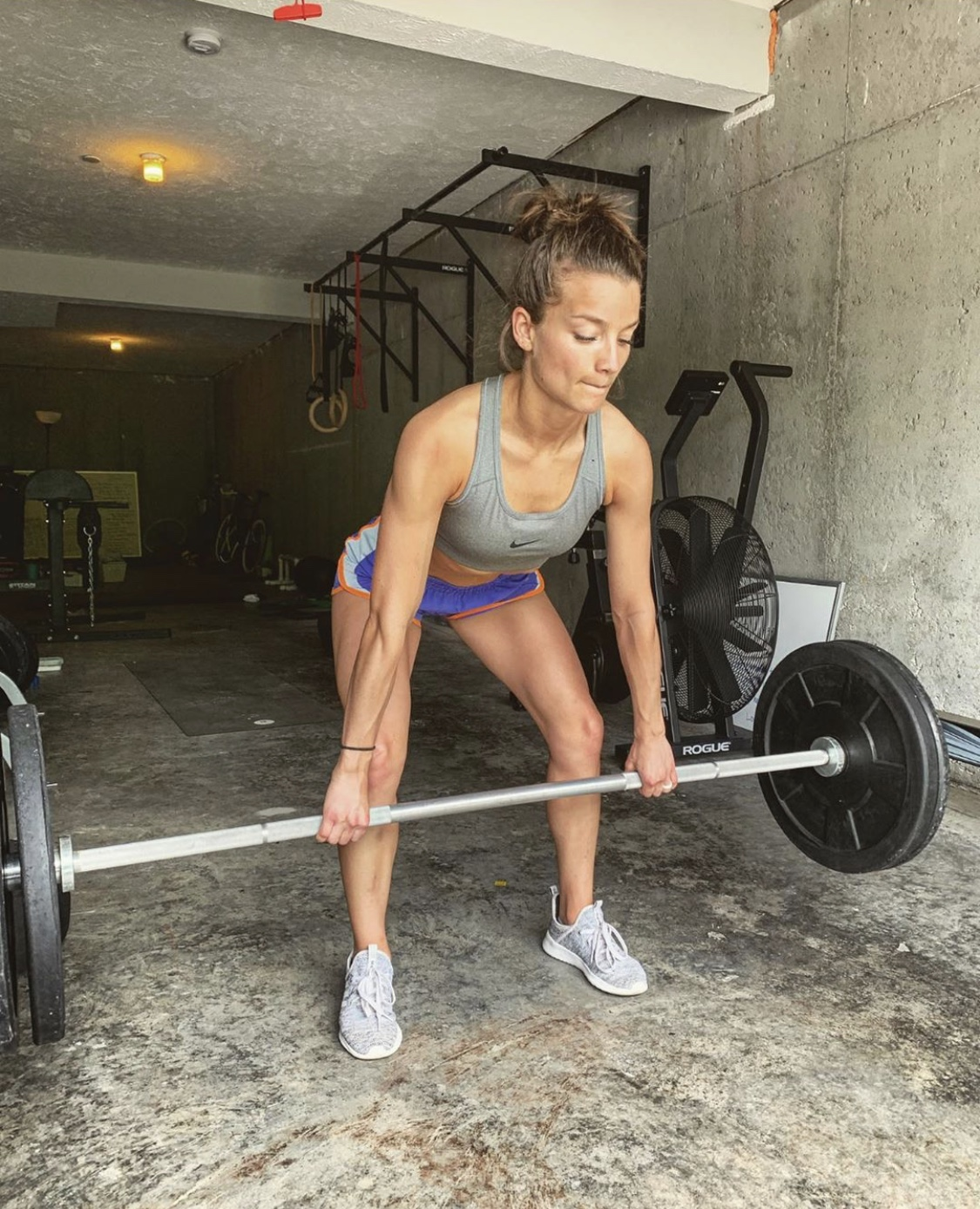 full body crossfit workout for beginners