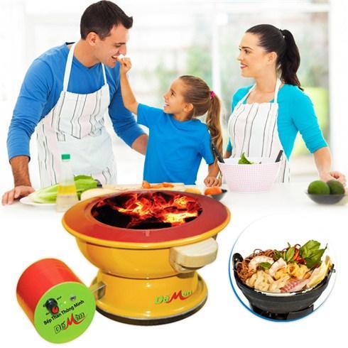 Top 7 lợi ích của bếp nướng than Dế Mèn cho nhà hàng