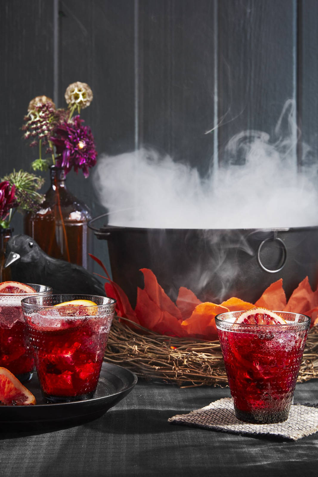 Bubbling Witches Cauldron: These 30 DIY Halloween Decorations That Are Wickedly Creative will save you money and allow your creativity to flourish