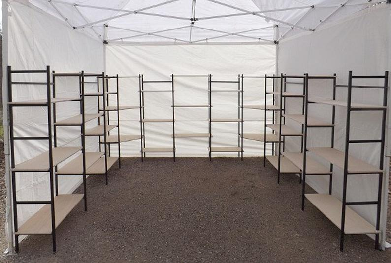 canopy for craft booth