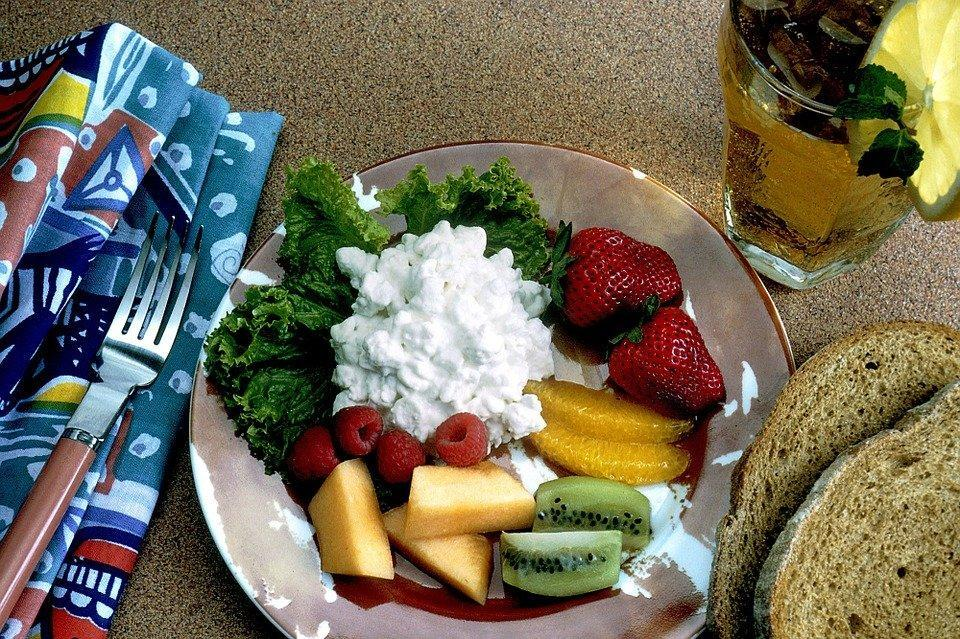 Healthy Fruit plate
