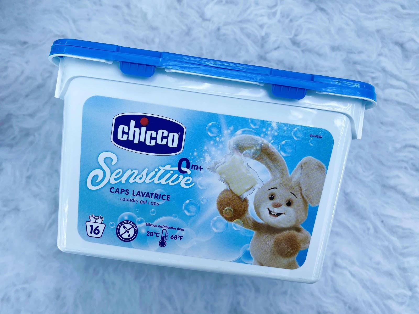 【士多與寶寶】嬰兒好物分享,Chicco超濃縮洗衣球