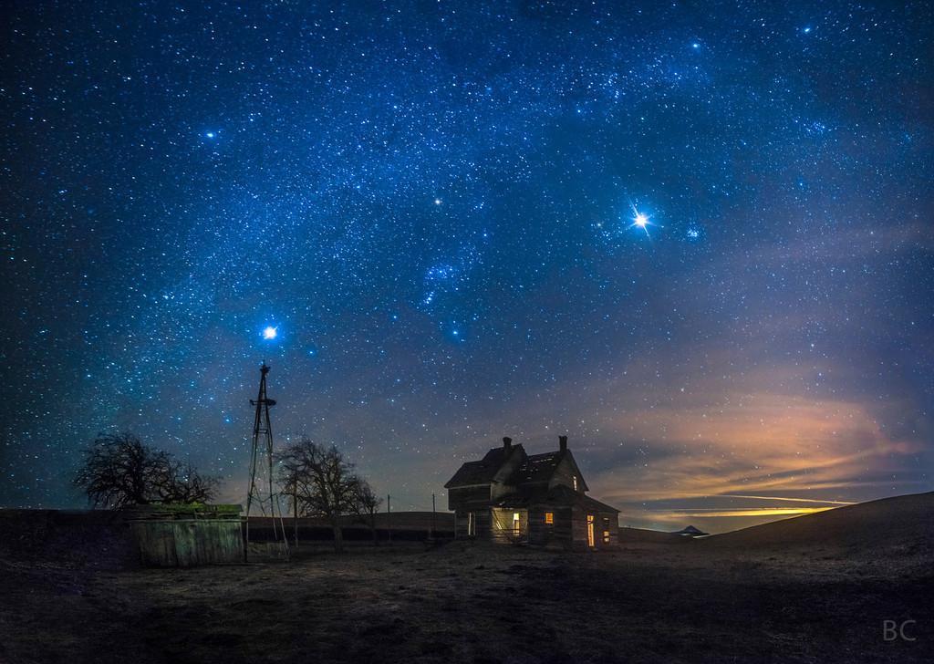 Como Fotografar estrelas-Fotografia Dicas
