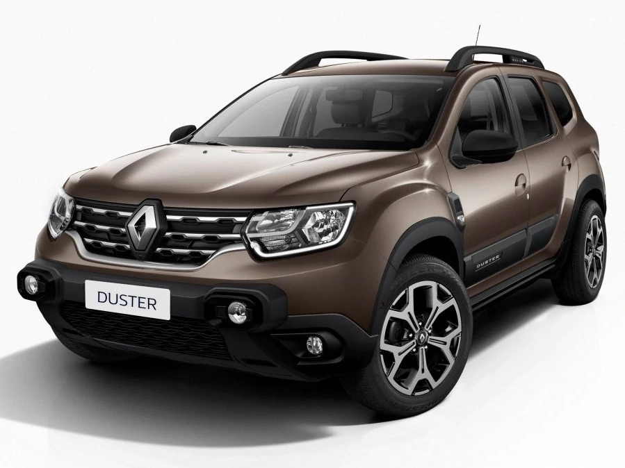 second generation renault duster facelift exterior