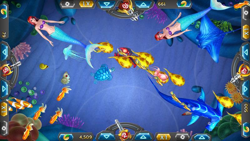 Chơi game bắn cá ăn xu nhanh thắng nhất cho người mới