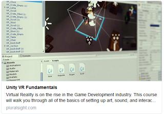 MJ's Developer Diaries: VR Fundamentals