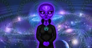 Image result for purple alien man arcturus