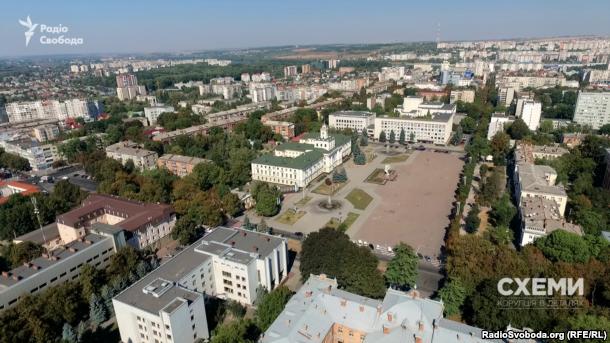 Будівельна компанія Скочеляса зводить висотки у Хмельницькому