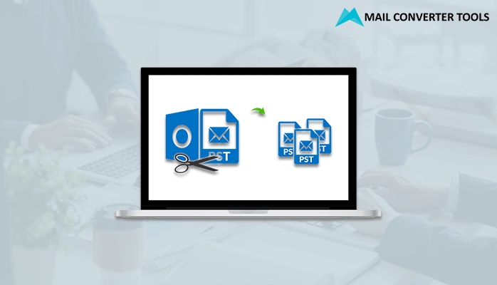 How to Split Large PST file Outlook 2016