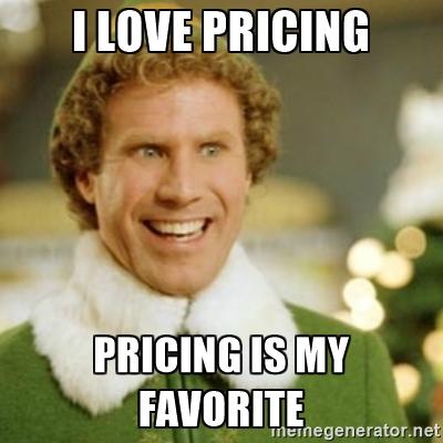SaaS pricing meme
