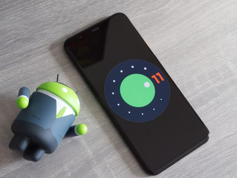 Google releases small update to Android 11 Developer Preview with ...