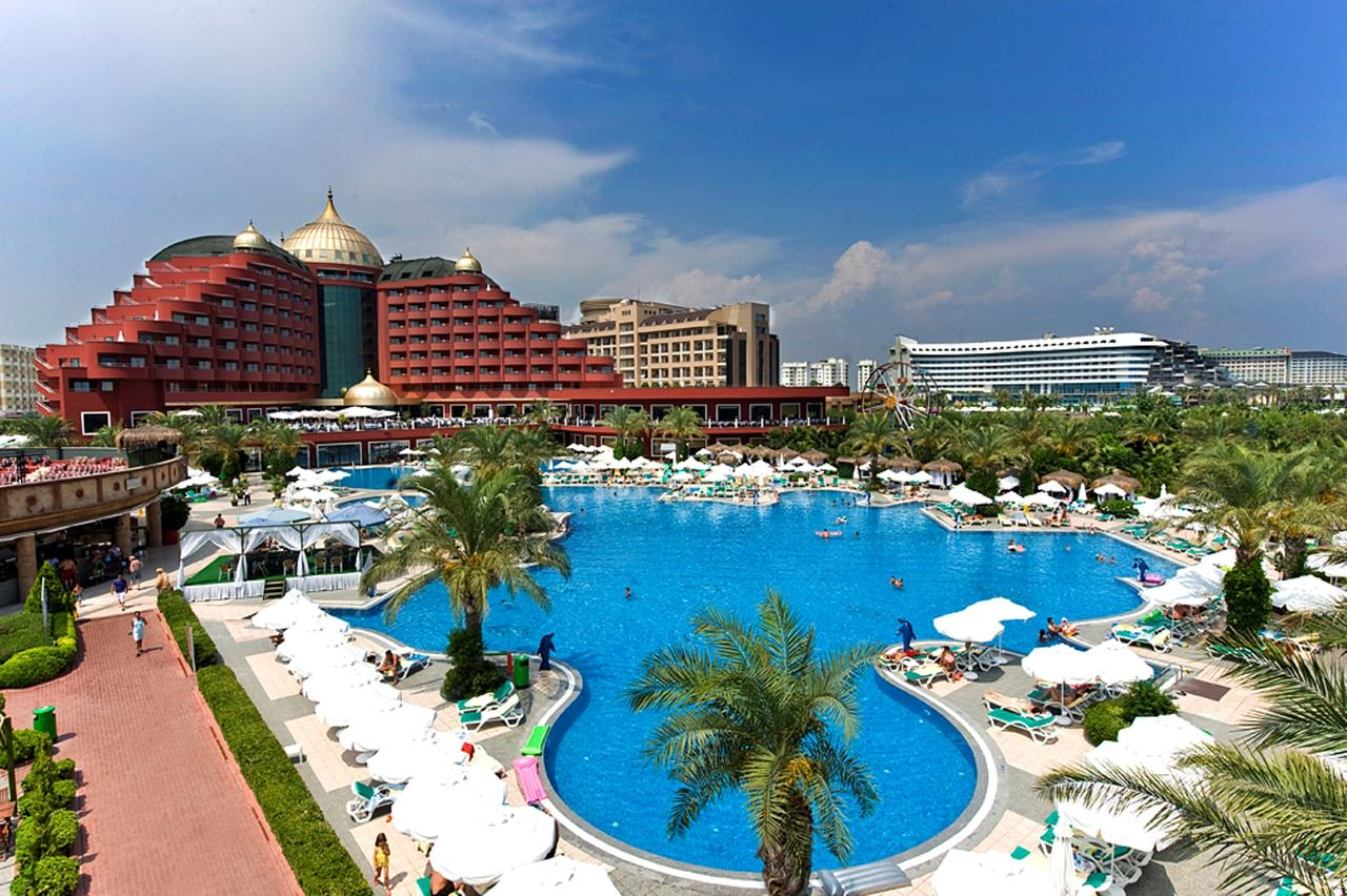 Турецкие отели