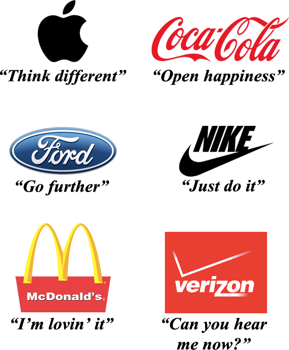How to Design a Logo with Tagline or Slogan for a Business - Glorify