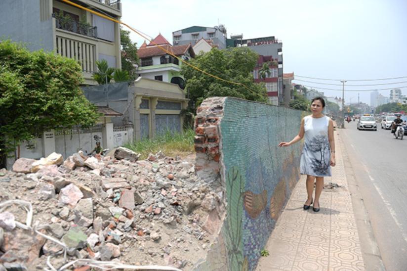 Phát triển mâu thuẫn bảo tồn, chua xót 600m đường tranh gốm sứ bị phá dỡ - Ảnh 2