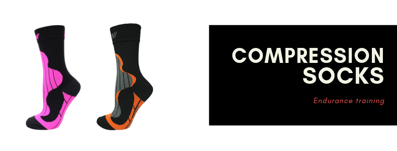 Compression Sock for Cycling , Running ,Workouts and Gym in UAE