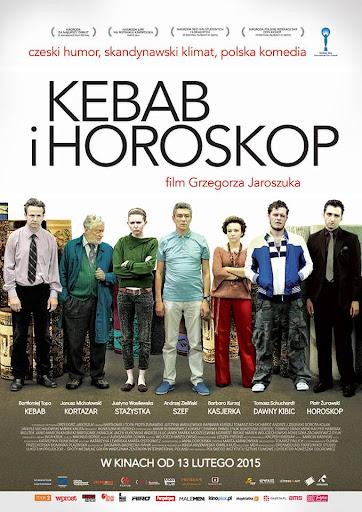 Polski plakat filmu 'Kebab i Horoskop'