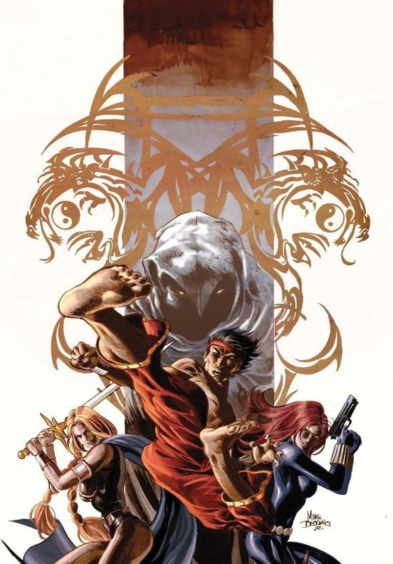 Shang-chi teamed-up with the Secret Avengers. nuff said | Avengers, Marvel  cómics, Marvel