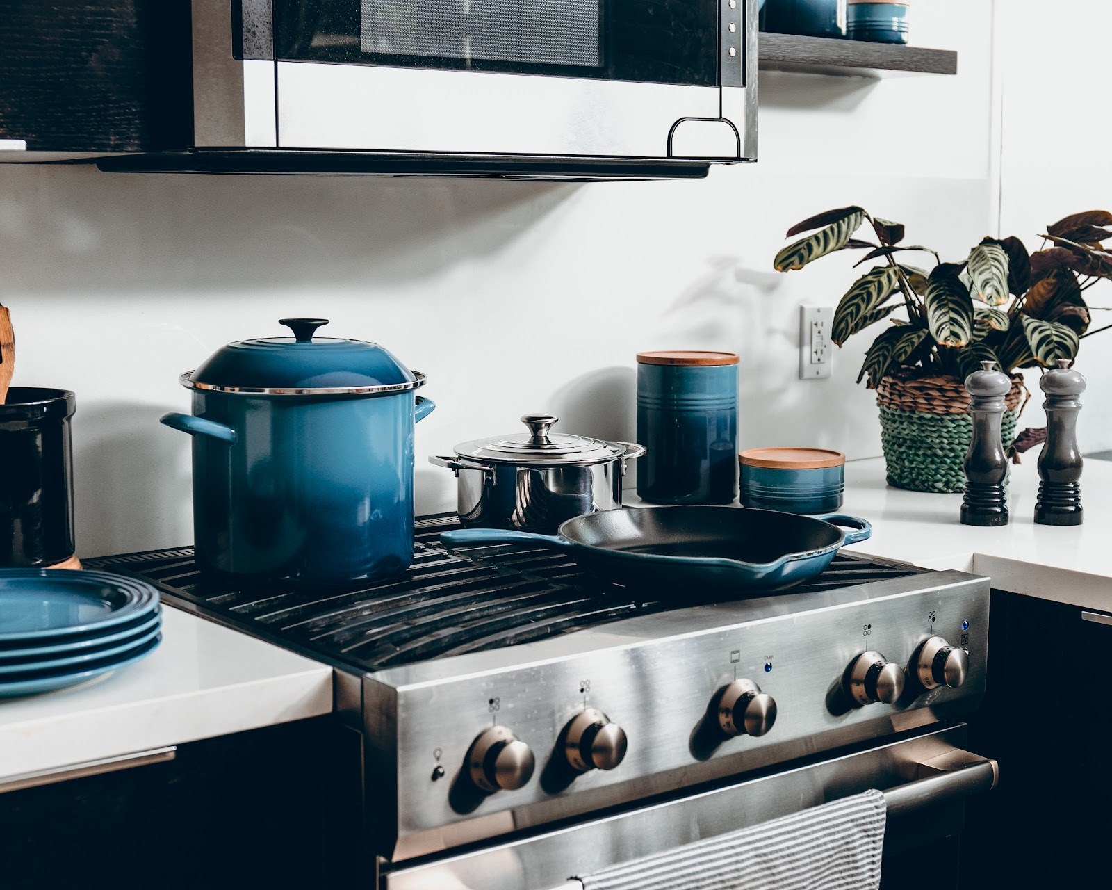 best pots and pans for a gas stove