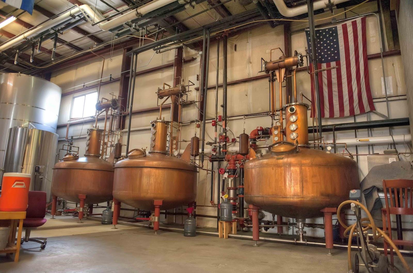 Denver Whiskey Distilleries
