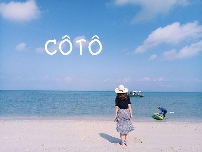 Du lịch biển đảo Cô Tô