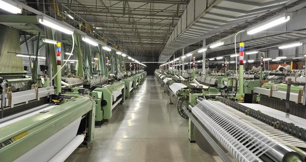 Hệ thống dây chuyền trong sản xuất công nghiệp điện