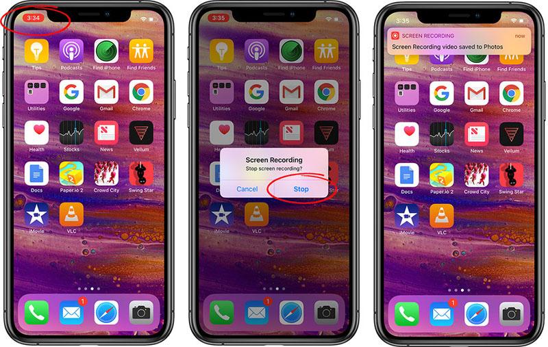 cach-quay-man-hinh-iphone-3 Hướng dẫn cách quay màn hình iPhone và iPad cực đơn giản mà ai cũng làm được
