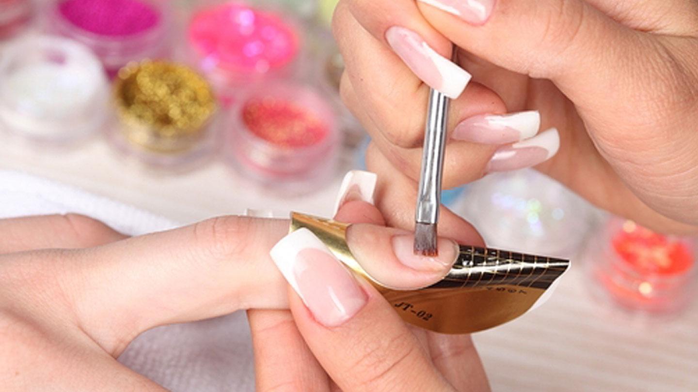 Создание дизайна ногтей