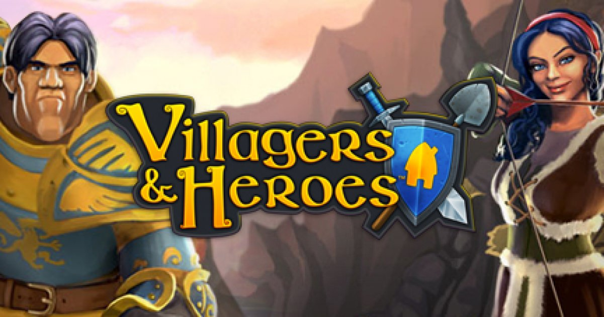 Villagers and Heroes: Games like RuneScape