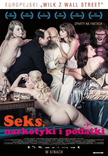 Polski plakat filmu 'Seks, Narkotyki i Podatki'