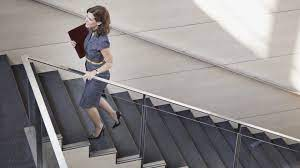 Why I Always Take the Stairs   Inc.com
