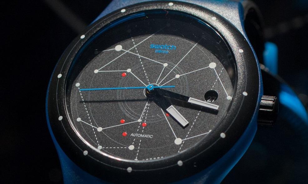 Самое интересное : Преимущество часов Swatch