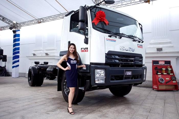 chính sách bảo hành xe tải Isuzu