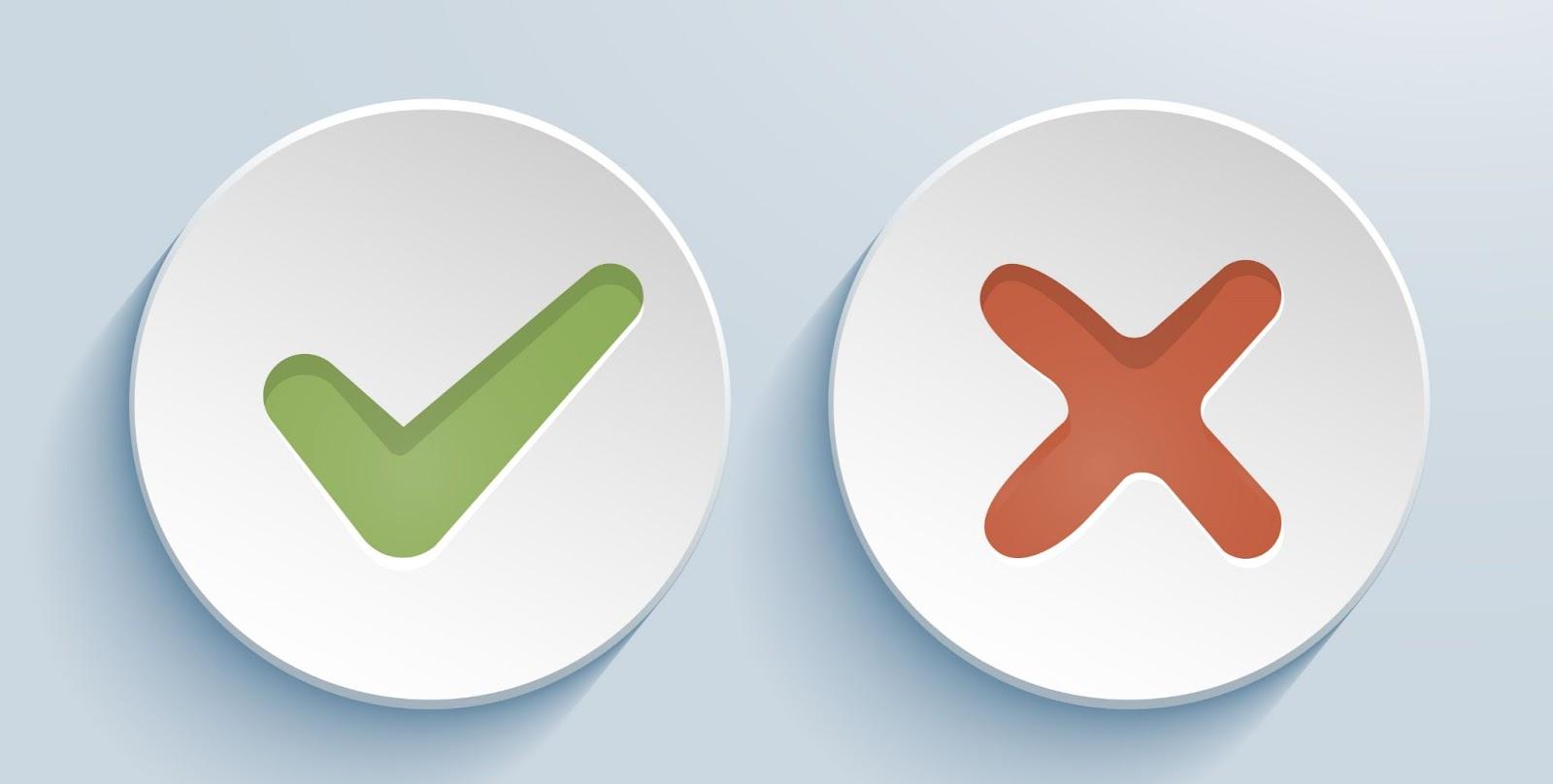 Trong một số trường hợp, một hoặc nhiều trang web có thể bị bỏ qua
