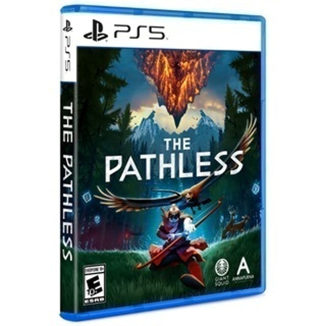 5. The Pathless