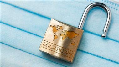 Lock Down or Get Locked Up?