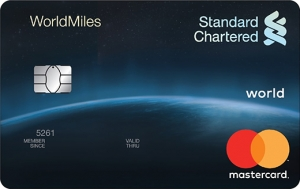 Standard Chartered | Thẻ Tín Dụng WorldMiles