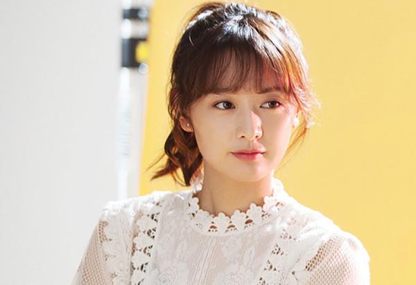 tóc mái Hàn Quốc