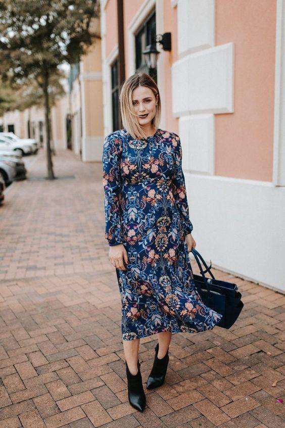 knee length dresses 2021