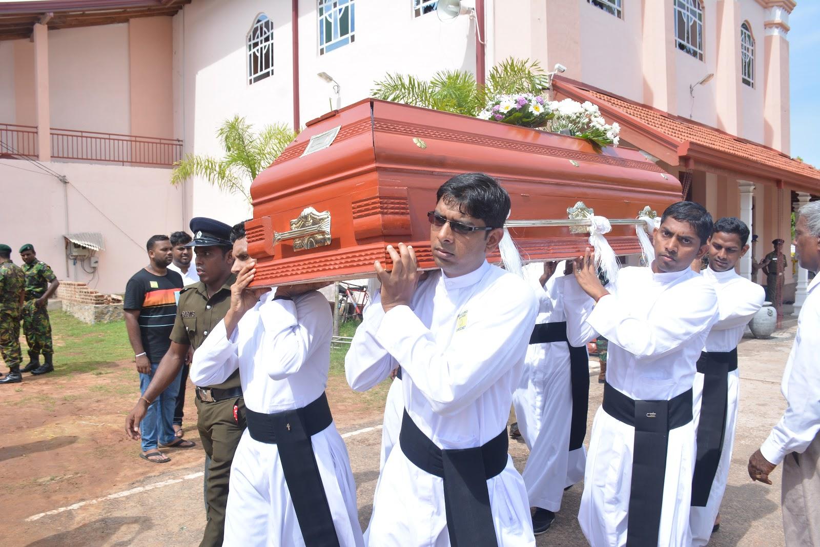 Vị linh mục Sri Lanka: 'Chúng tôi còn rất xa với hòa bình'